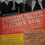 Preβburger Klezmer band prebudil aj bardejovskú synagógu