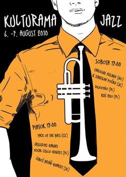 Kulturama jazz festival 2010