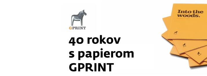 Nenapodobiteľný papier G-Print