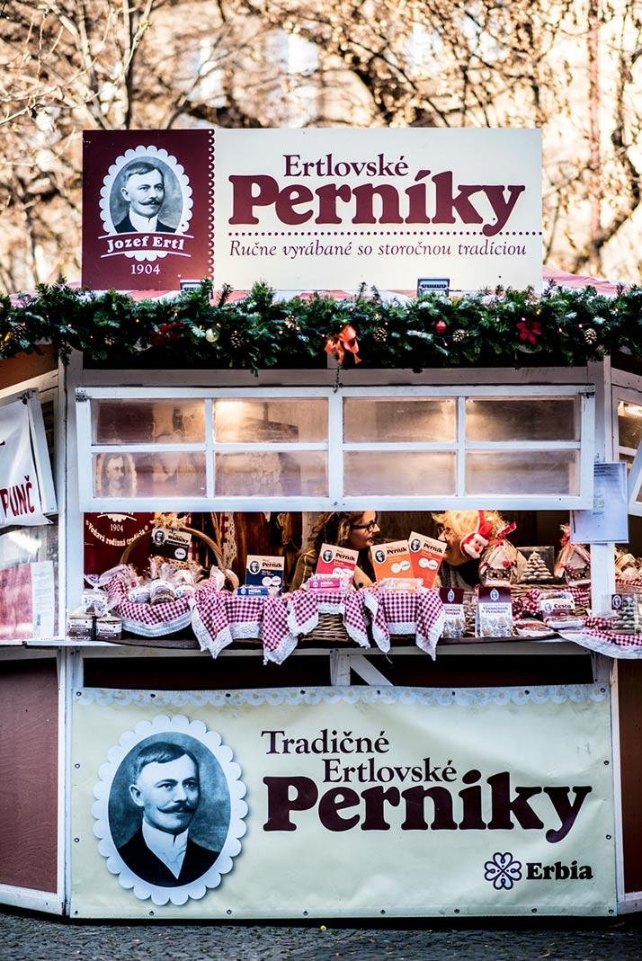 Predaj ertlovskych pernikov