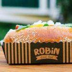Krabička na hot dogy