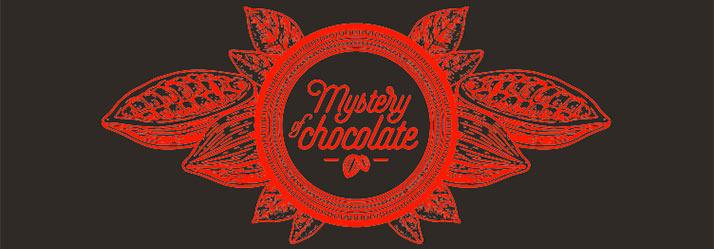 Luxusný dizajn obalov Mystery of Chocolate